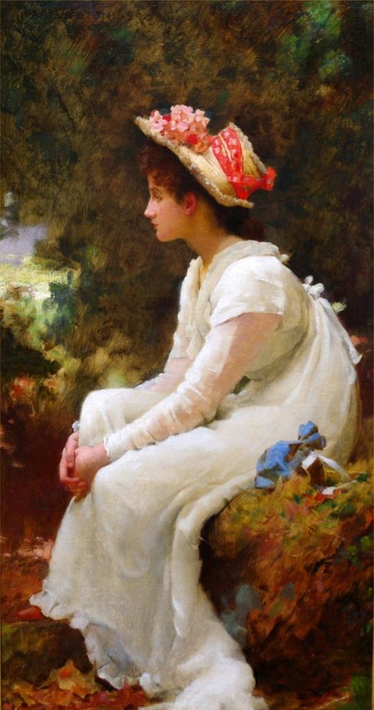 Reverie - 1896