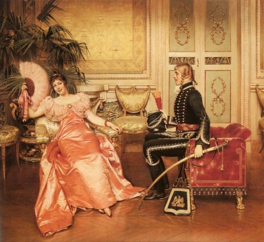 Soulacroix, Frederic - Flirtation