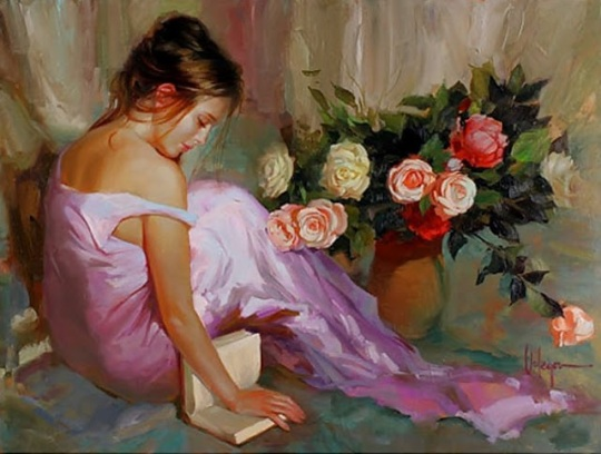 Vladimir Volegov - AFTERNOON IN IVORY