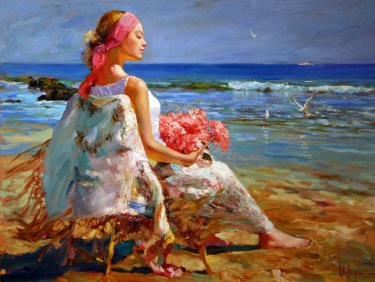Vladimir Volegov - Lost in thought