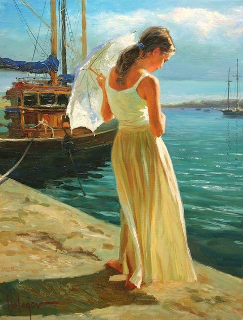 Vladimir Volegov - Maltese Girl