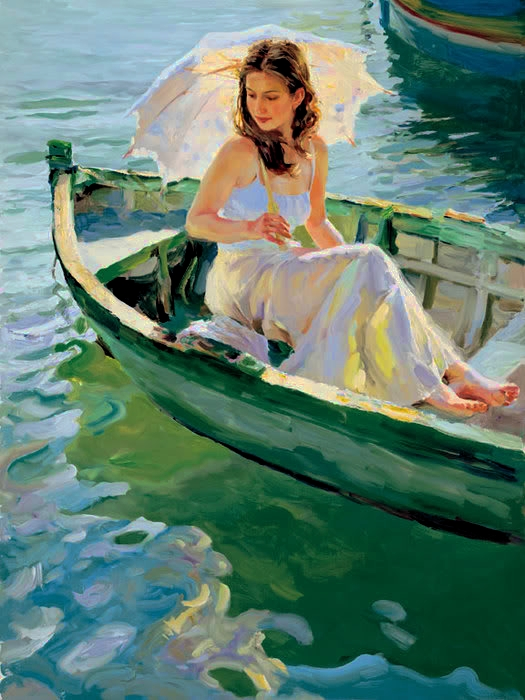 Vladimir Volegov - On the lake
