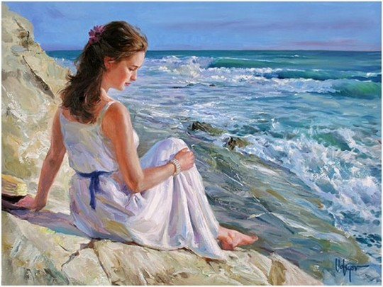 Vladimir Volegov - On the rocks
