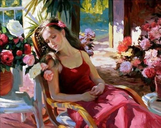 Vladimir Volegov - Parfumul de trandafiri