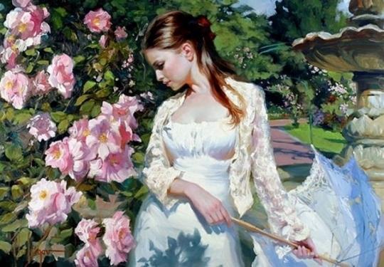 Vladimir Volegov - Parfumul trandafirilor