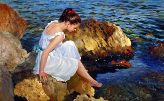 Vladimir Volegov - Private beach