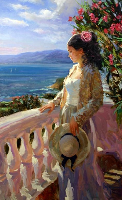 Vladimir Volegov - Spanish Beauty