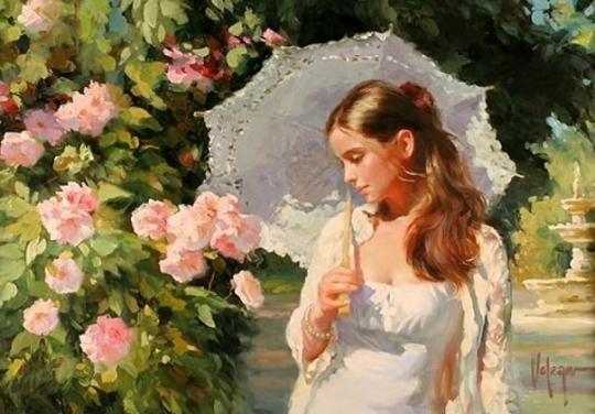 Vladimir Volegov - Trandafirii