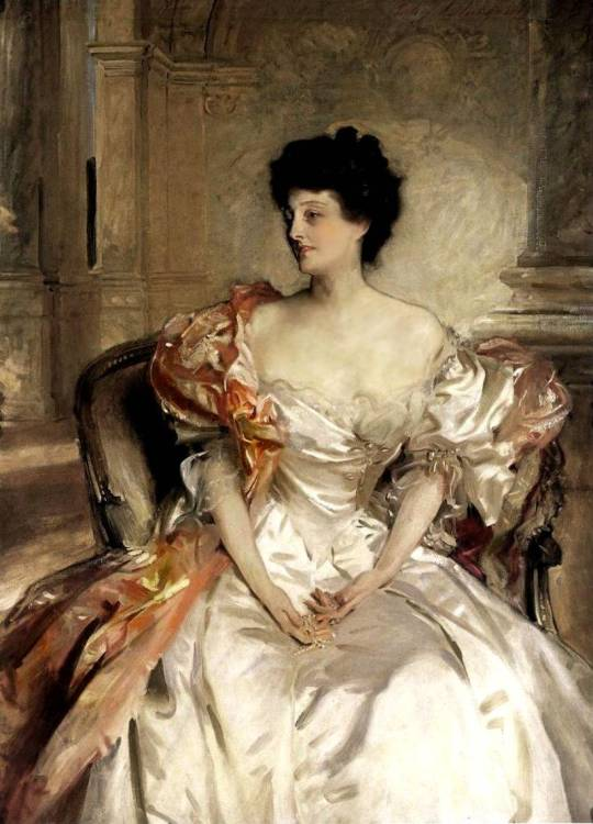 John Singer Sargent - Cora Countess of Strafford