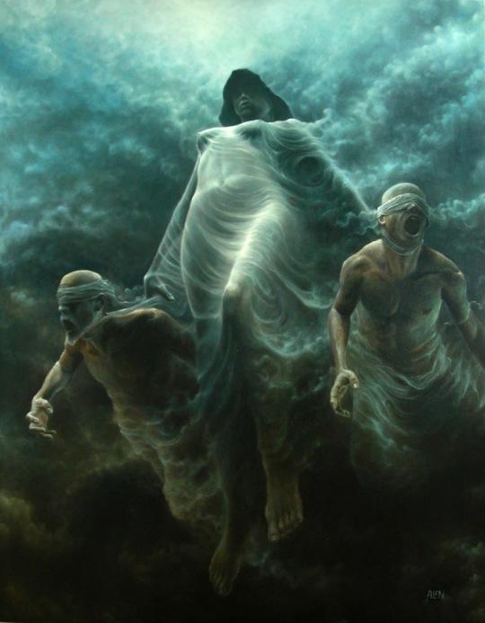 Tomasz Alen Kopera painting 13