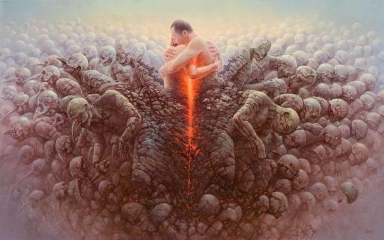 Tomasz Alen Kopera painting 2