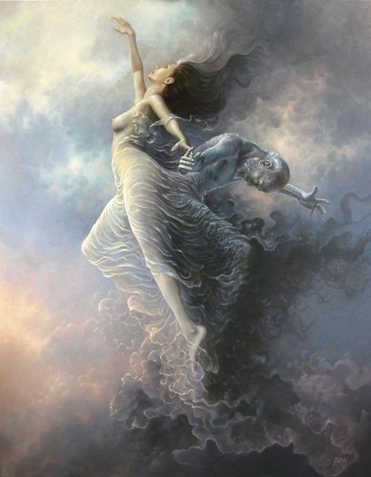 Tomasz Alen Kopera painting 5