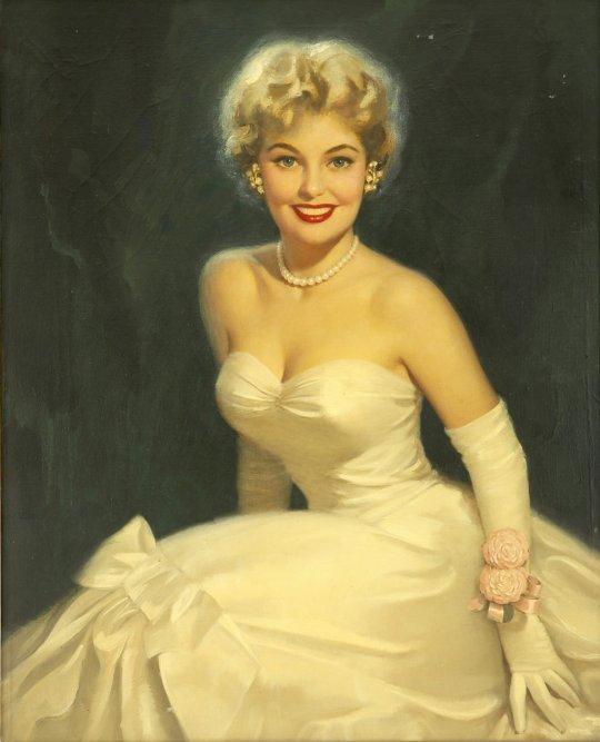 WALT OTTO (American 1895 - 1963)