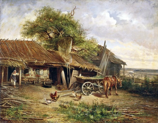 Alexander Popov - Village House