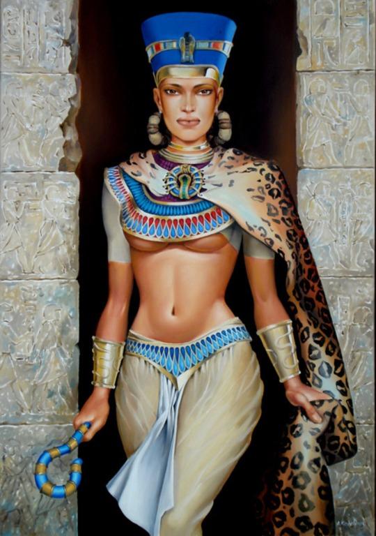 Andrius Kovelinas - Cleopatra