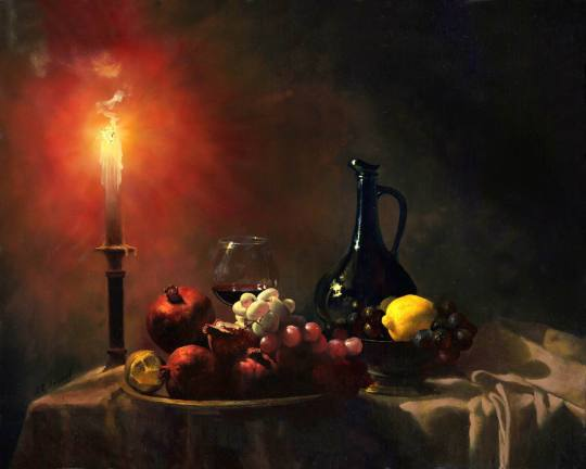 candle_light_Alexei Antonov