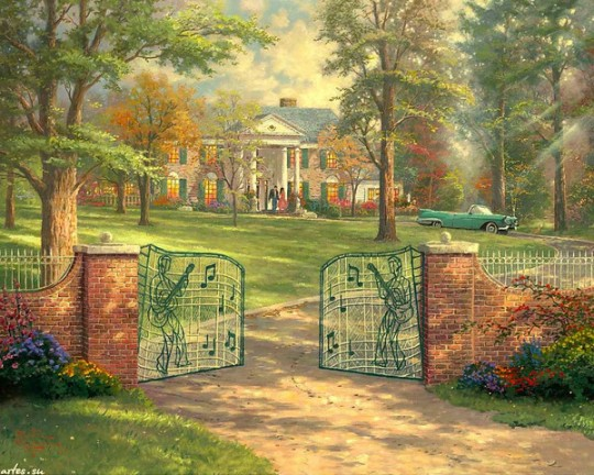 Jardin Elvis