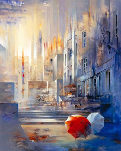 Jean Pierre Monange 1946 French painter - (2)