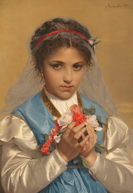 Morodei 1973 - Portret de copil