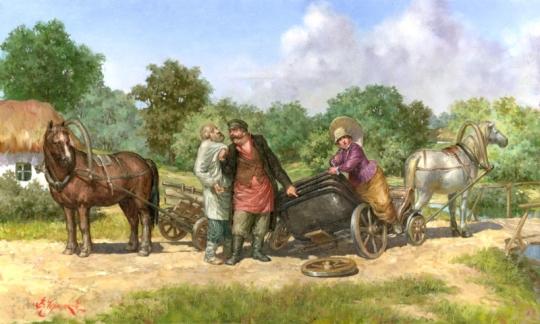 Pictura rusa