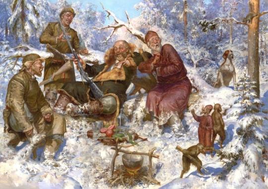 Pictura rusa_17