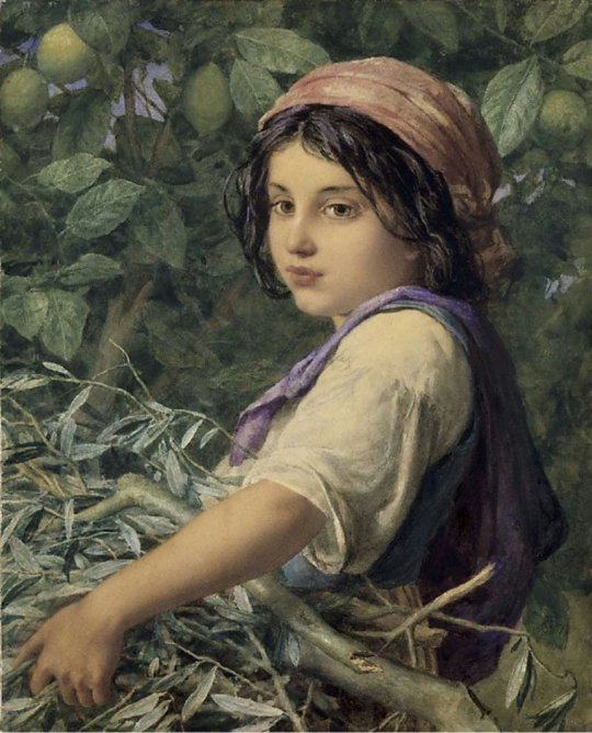 William Charles Thomas Dobson (1817-1898) - 1