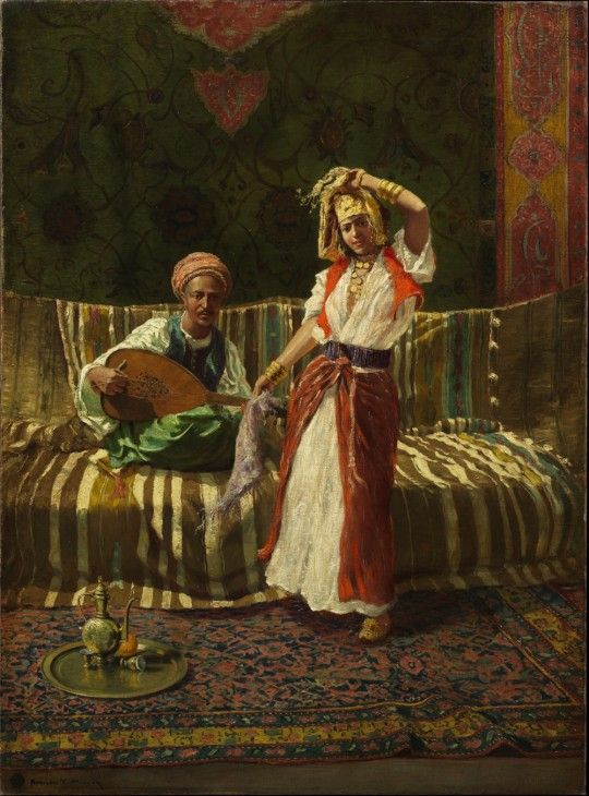 Addison Millar Arab - Dancing Girl