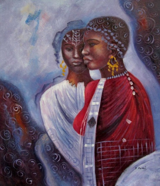 African-american-women-paintings1083