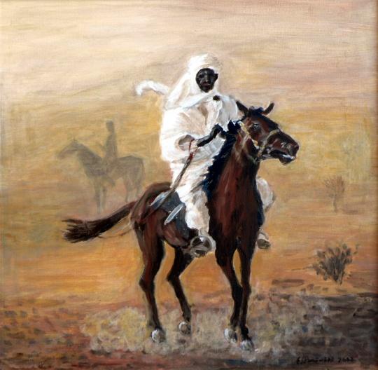 African_Horseman