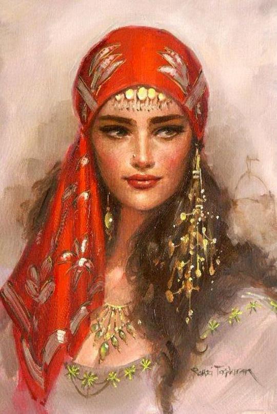 Arab woman1