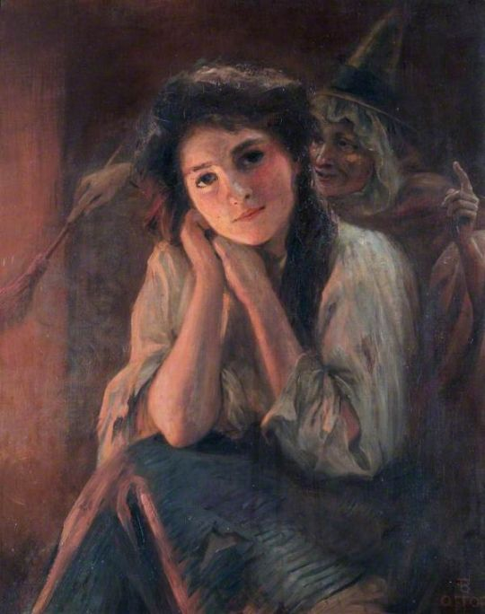 beatrice-offor-girl-and-a-witch-1886 - 1917