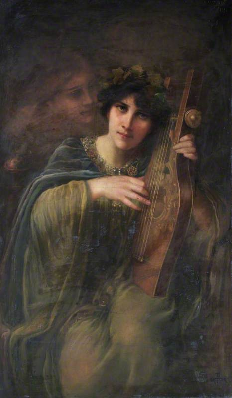 Beatrice Offor - muse
