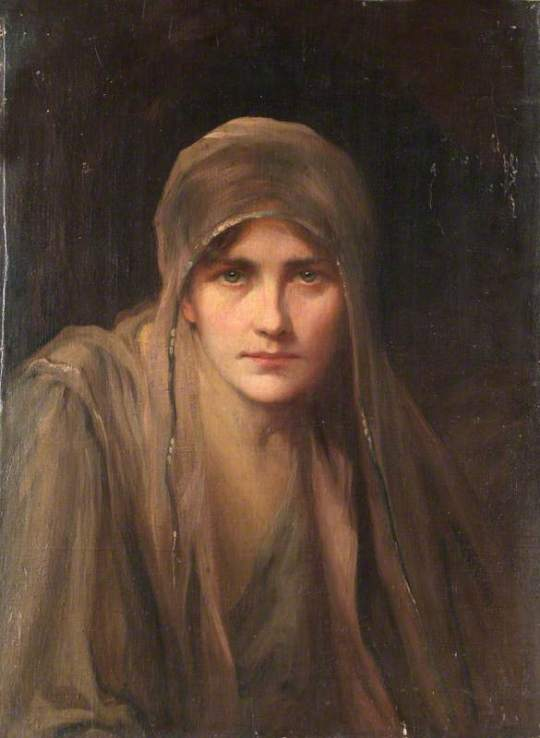 Beatrice Offor - Study for Destiny