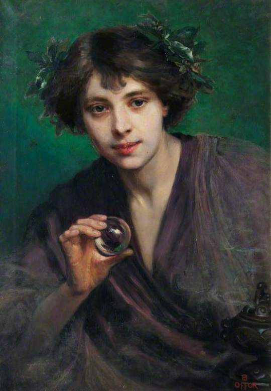 Beatrice Offor - The Crystal Gazer