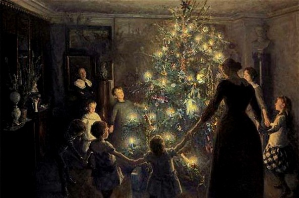 christmas-tree-painting