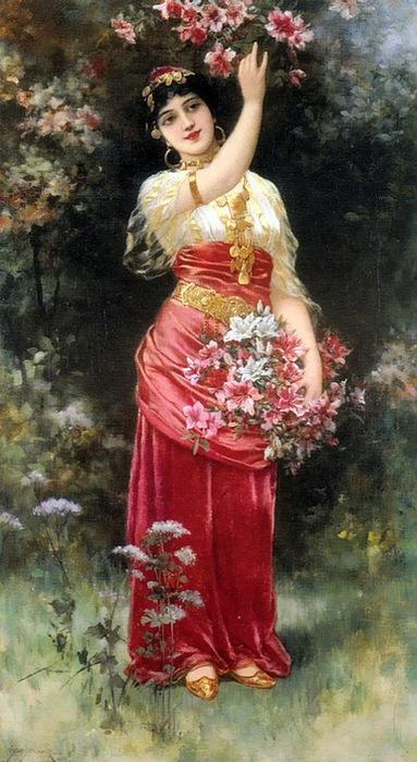 Eisman-Semenovsky Emile 1857-1911