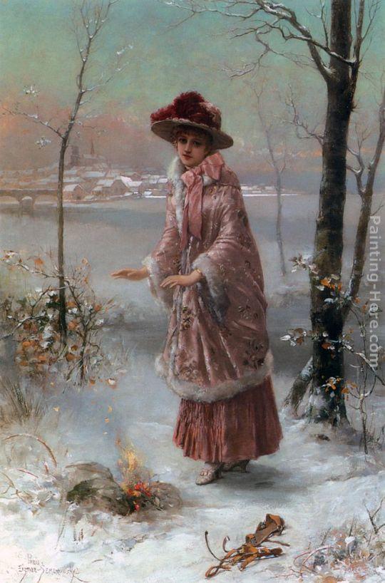Eisman Semenowsky - Winter
