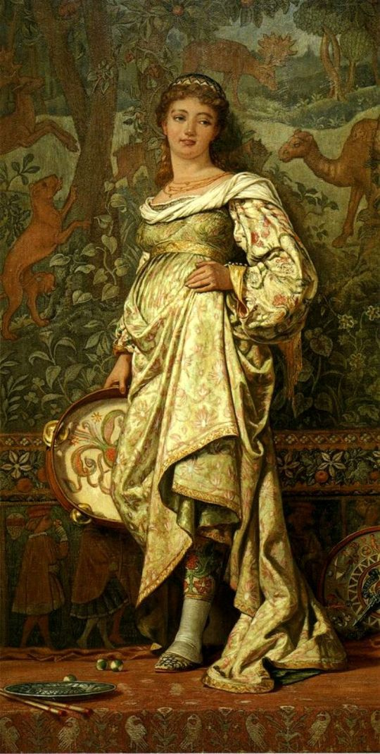 Elihu Vedder (1836 - 1923)