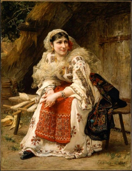 F.A. Bridgman (1882)