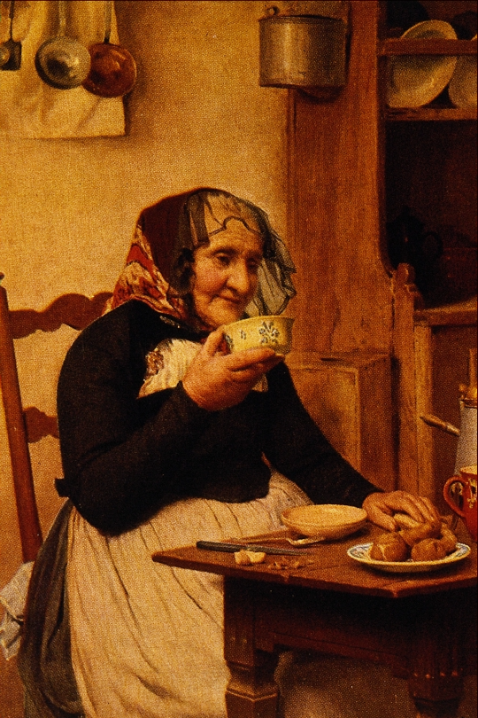 Grandmother_-_Albert_Anker