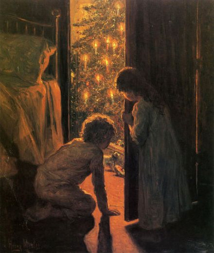 henry-mosler-christmas-morning