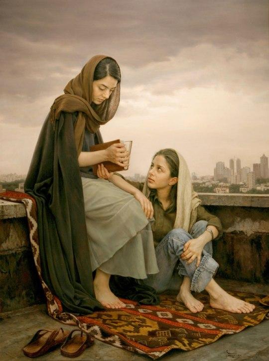 Iranian painting1
