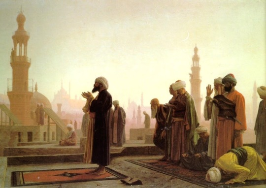 Islamic Civilization Paintings 001
