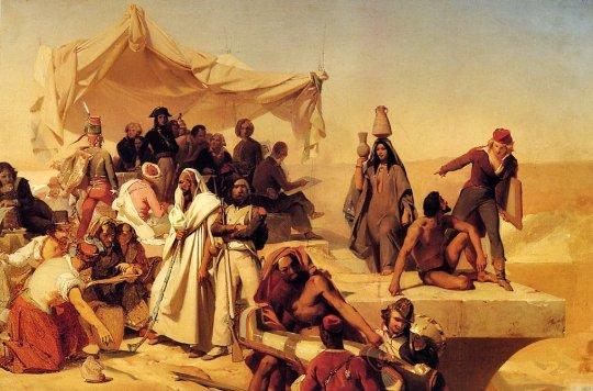 Léon_Cogniet_-_L'Expédition_d'Egypte