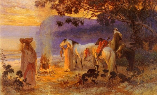 Muslim Civilization painting Amazing Wallpaper (130)-194709