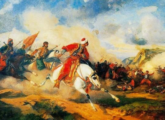 Muslim Civilization painting Amazing Wallpaper (232)-520175