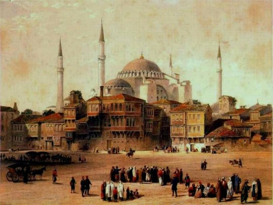 Muslim Civilization painting