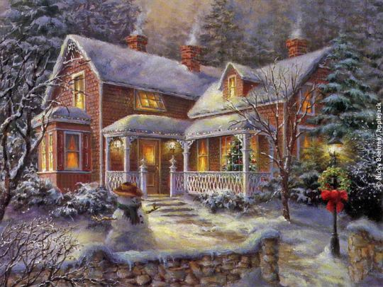 Nicky Boehme - At Christmas