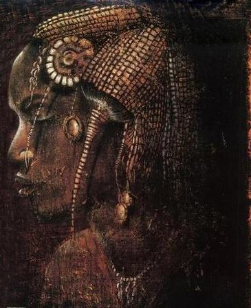 Reproduction-oil-paintings-African066