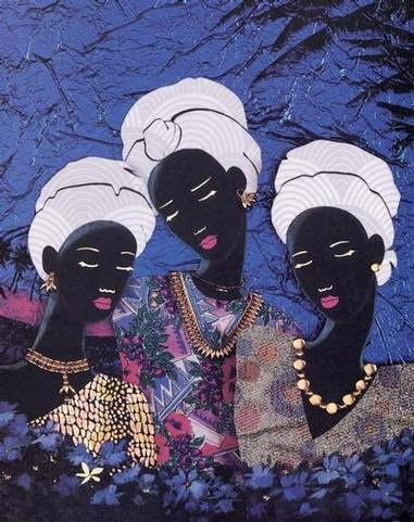 Reproduction-oil-paintings-African067